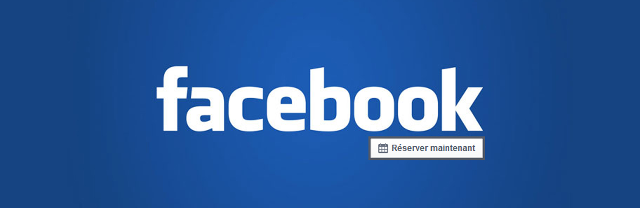 ajouter bouton reserver maintenant facebook