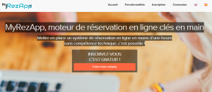 myrezapp, moteur de réservation en ligne pour augmenter votre taux de conversion