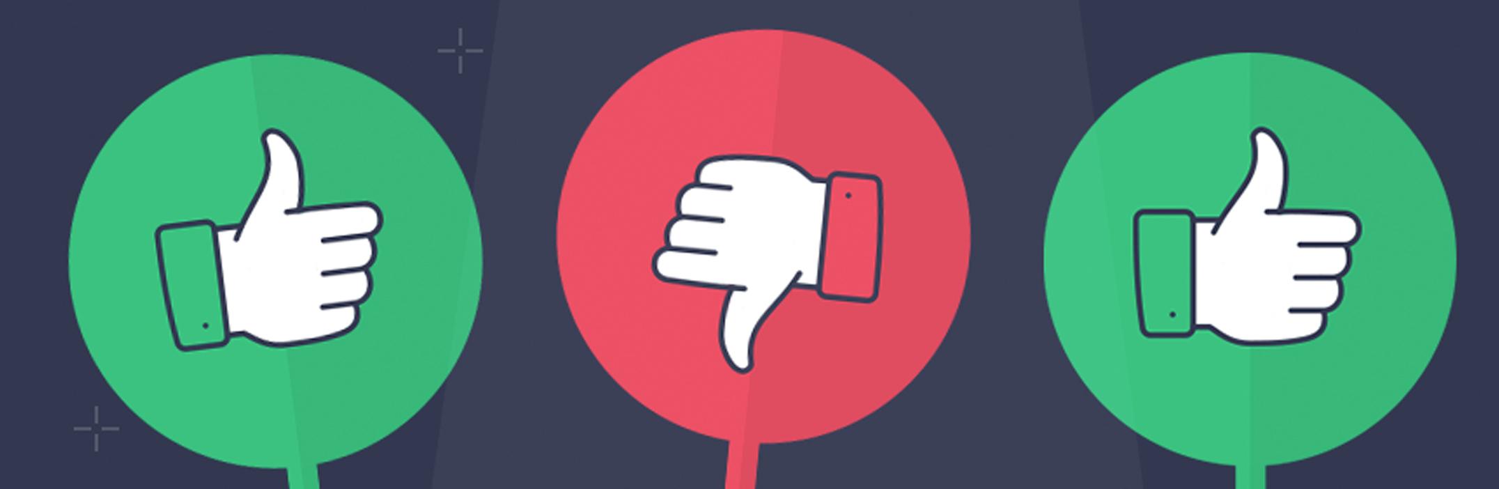 mauvais avis en ligne negatif