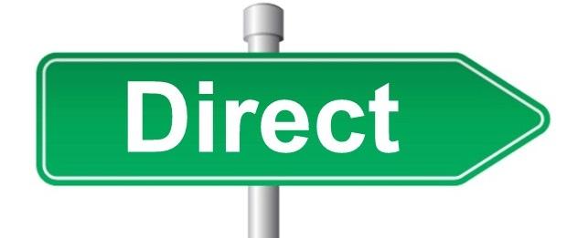 réservations directes